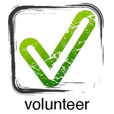 Volunteer Button3
