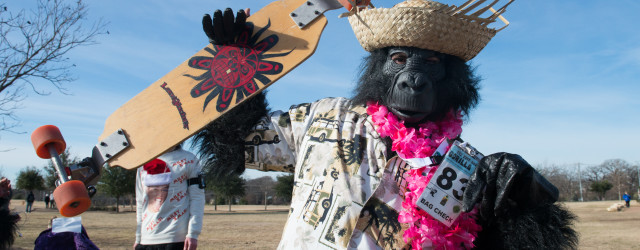 Join us for the 5th Annual Austin Gorilla Run on January 31, 2015. Register today & join the fun!