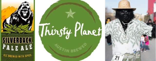 Join us for this year's SILVERBACK Pale Ale launch on Saturday, December 6th at Thirsty Planet (11160 Circle Drive Austin, TX 78736)!  Tours open 11-3, the first keg will be...