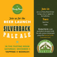 On Saturday, December 3rd 2016, Thirsty Planet Brewery tapped their first keg of this year's batch of Silverback Pale Ale. This beer is made specifically for the Austin Gorilla Run...